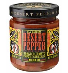 Desert Peppers Roasted Tomato Chipotle Corn 453g