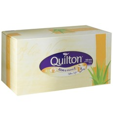 Quilton Aloe Vera 110's