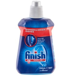 Finish Rinse Aid Reg 250ml