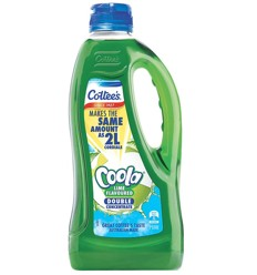Cottee's 1 Litre Coola Cordial