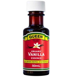 Queen Vanilla Essence 50ml