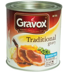 Gravox Traditional Tin 120g