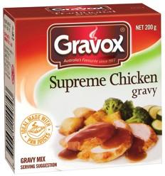 Gravox 200g Chicken
