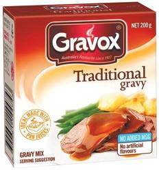 Gravox 200g Traditional