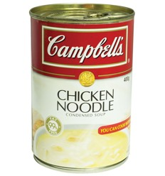 Campbells R&W Chicken Noodles 400g
