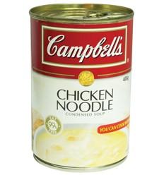 Campbells R&W Chicken Noodles 400g