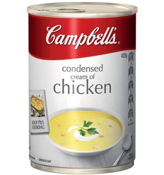 Campbells R&W Cream of Chicken 420g