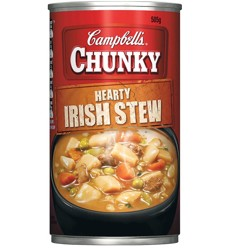 Campbells Chunky Irish Stew 500g
