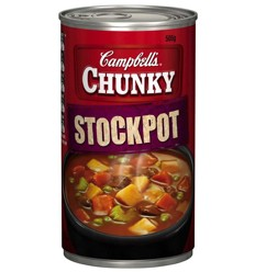 Campbells Chunky Stockpot 505g