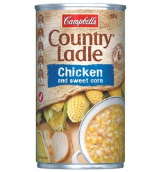 Country Ladle Chick Corn 505g