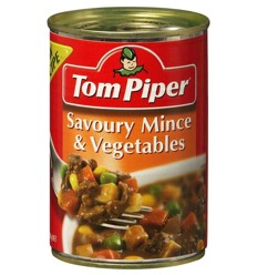 Tom Piper Savoury Mince 400g