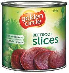 Golden Circle Beetroot 450g