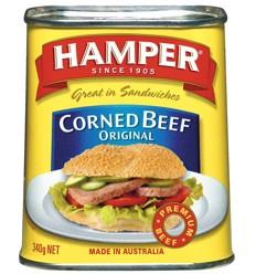 Hamper Corn Beef 340g