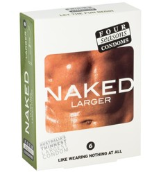 Four Season 6's Naked Larger