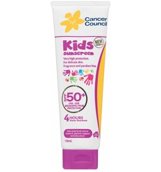 Cancer Council 50+ Kids 110ml