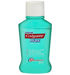 Colgate Plax Freshmint Bottle 60ml