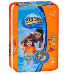 Huggies Swimmers Medium 11 Pack