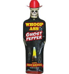 WhoopAss Hot Sauce - Ghost Pepper 177ml