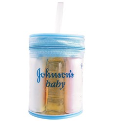 Johnson and Johnson Baby Miniatures Pack