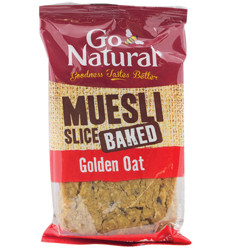 Go Natural Golden Oat Baked 80g x 12