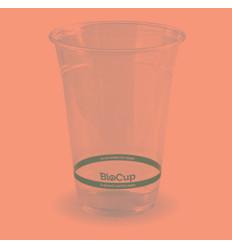 Biopak Biocup Clear Plastic Cup 500ml 50s