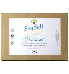 Blossoms Sea Salt Flakes 6kg