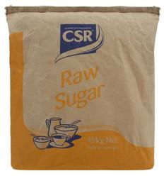 Csr Raw Sugar 15kg x 1