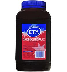 Eta Bbq Sauce Ezygrip 4kg