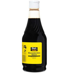 Black & Gold Sauce Worcestershire 500ml
