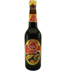 Abc Sales & Marketing Sweet Soy Sauce 620ml