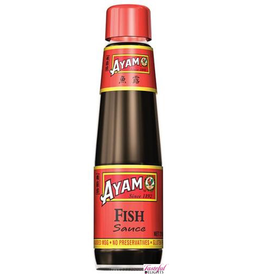 Ayam fish sauce 210ml tasteful delights for What is fish sauce