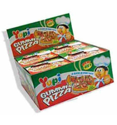 Yupi Pizza Display 25.5g x 24