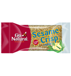 Go Natural Sesame Crisp 40g x 24