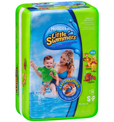 Huggies Swimmers Small 7-12kg