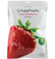 Crispy Fruit Strawberry x 12