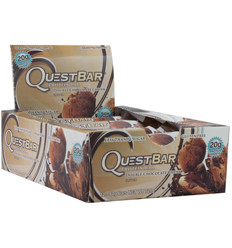 Quest Bar Double Chocolate Chunk 60g x 12