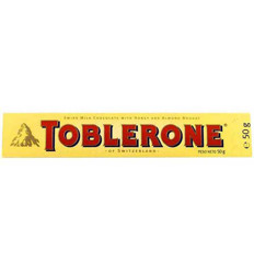 Toblerone Milk 50g x 24