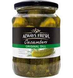 Always Fresh Cucumber Dill 680gm