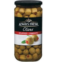 Always Fresh Stuffed Spanish Olives 700g