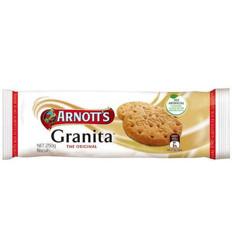 Arnotts Biscuits Granita 250gm