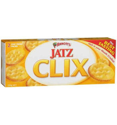 Arnotts Crackers Jatz Clix 250g
