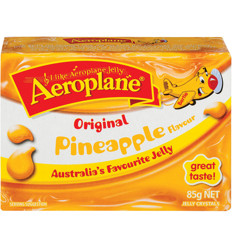Aeroplane Jelly Pineapple 85g x 1