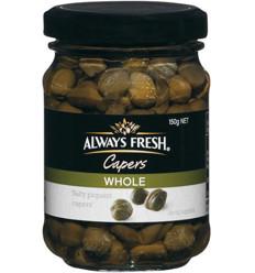 Always Fresh Capers 150gm