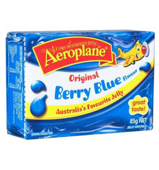 Aeroplane Berry Blue Jelly 85gm