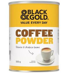 Black & Gold Coffee Powder 500gm