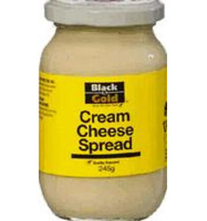 Black & Gold Cream Cheese Spread 245g