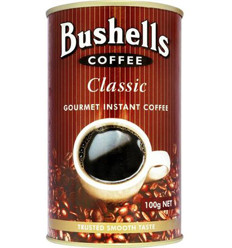 Bushell's Classic Instant Coffee 100gm