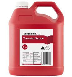 Essentials Chef Tomato Sauce 4l