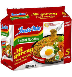 Indomie Mi Goreng Instant Noodle Fried 5 Pack 425gm
