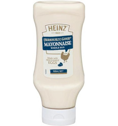 Heinz Seriously Good Original Mayonnaise Squeezy 500ml